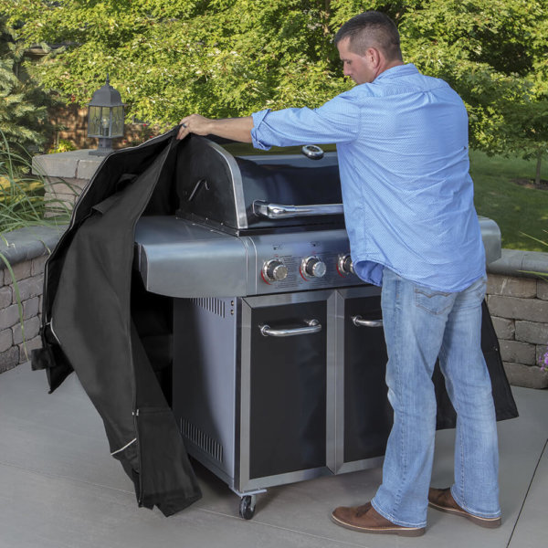 Armor All Grill Cover Drop It