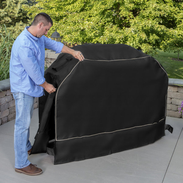 Armor All Grill Cover Zip It
