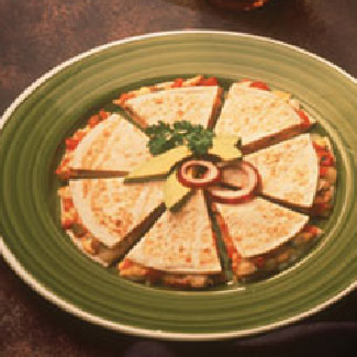 Grilled Rainbow Trout Quesadillas