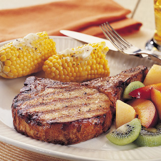 Tailgaters Pork Chop