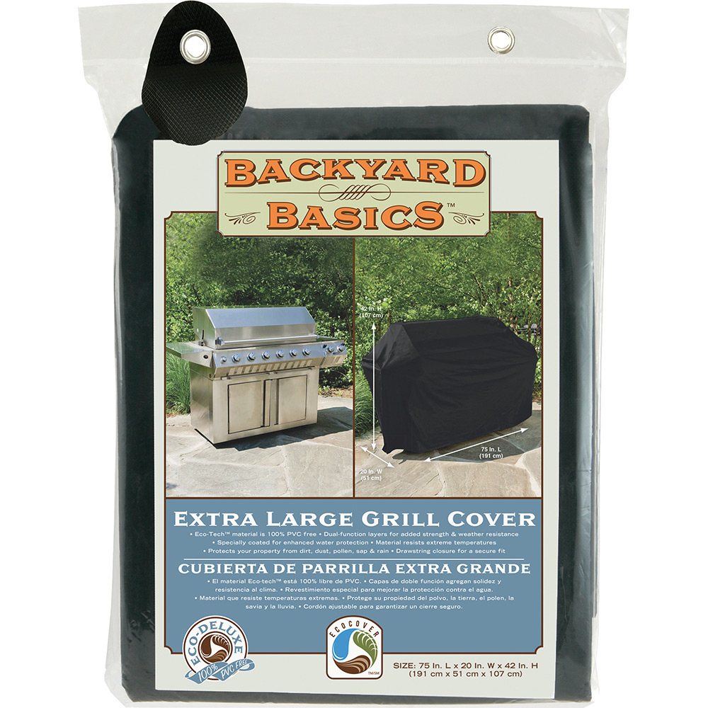 Extra Large Grill Cover Mr Bar B Q