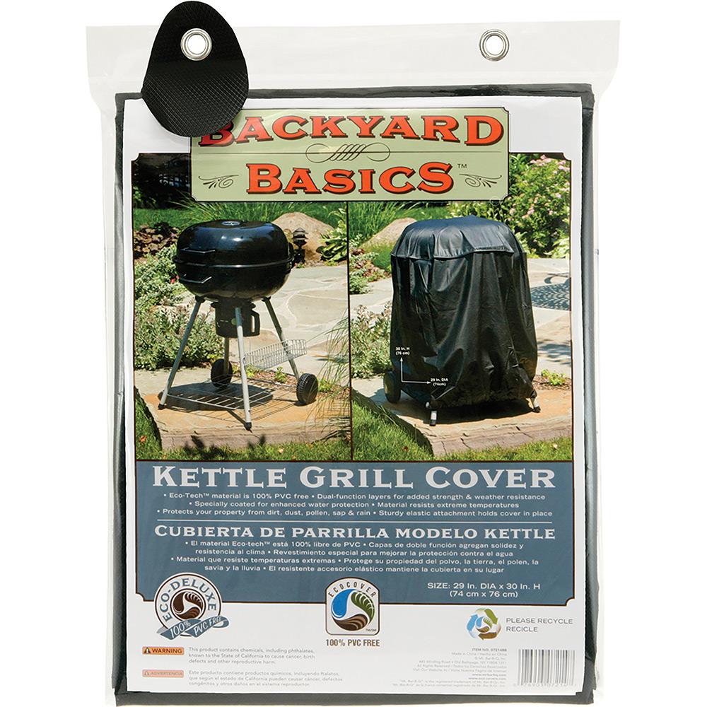 Kettle Grill Cover Mr Bar B Q