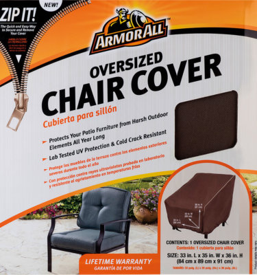 Armor All Oversized Chair Cover