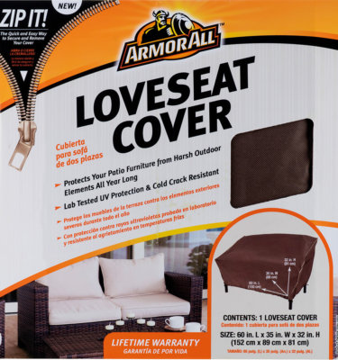 Armor All Loveseat Cover