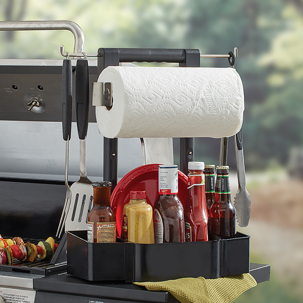 Oversized Barbecue Caddy