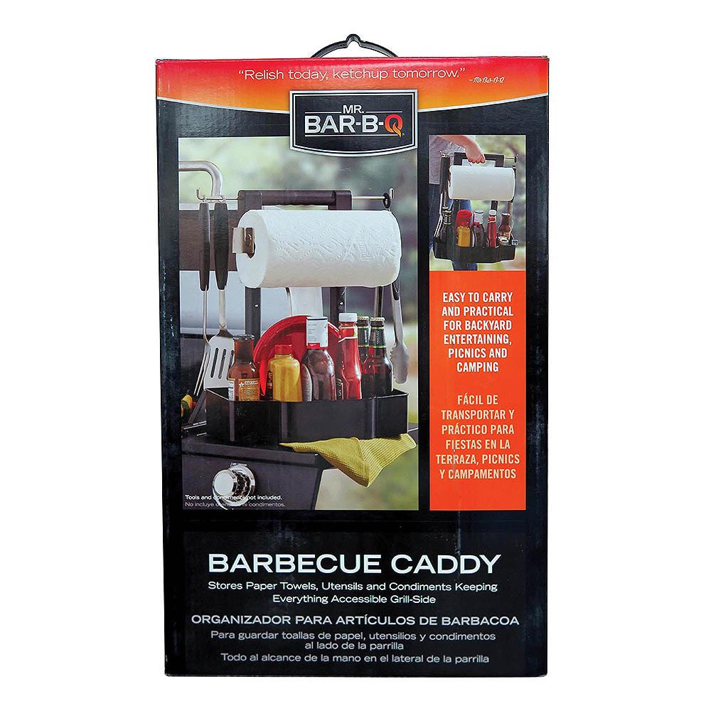 barbecue caddy mr bar b q