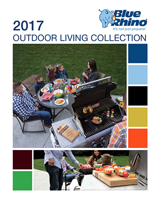 Blue Rhino Outdoor Living Catalog 2017