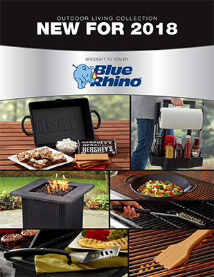 Blue Rhino Outdoor Living Catalog New for 2018