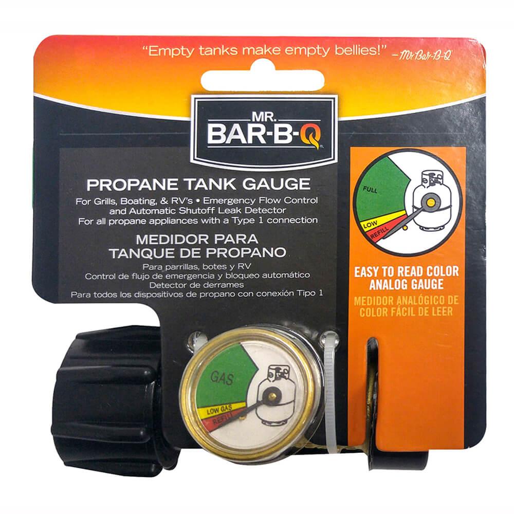 Propane Tank Gauge - Mr. Bar-B-Q