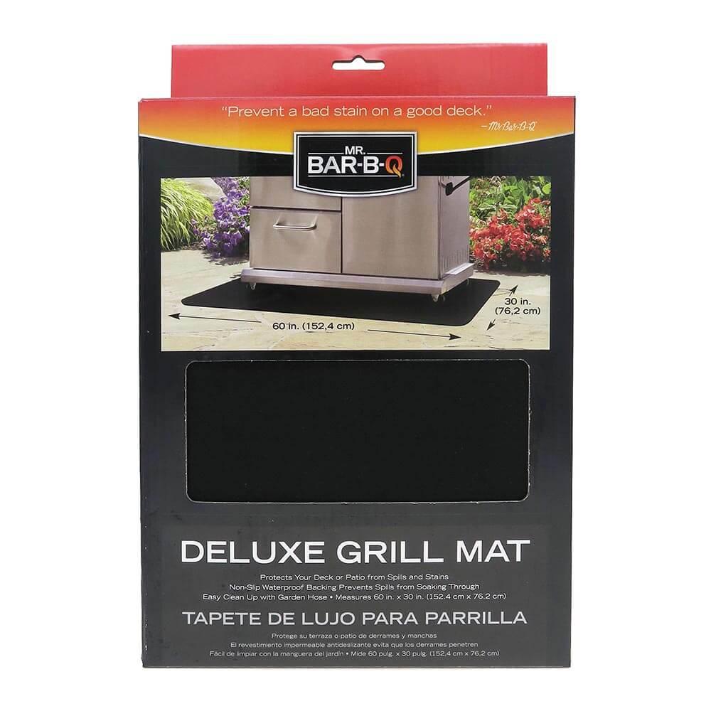Deluxe Grill Mat Mr Bar B Q