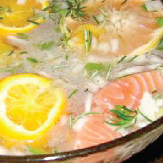Brine for Smoked Salmon