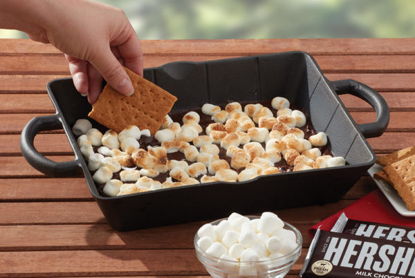 HERSHEY'S S'mores Dip