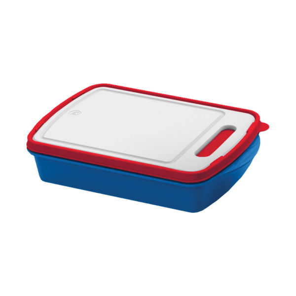 BBQ container